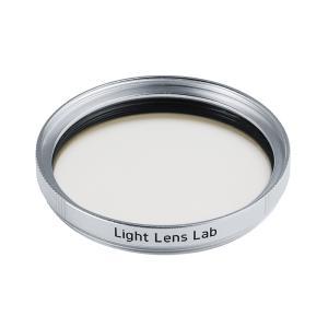 LIGHT LENS LAB E39 UV レンズフィルター 紫外線吸収用 (シルバー)|stkb