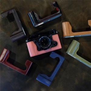 cam-in (カムイン) カメラケース 富士フィルム FUJIFILM X-Pro2用 イタリアンレザー LCP-002|stkb