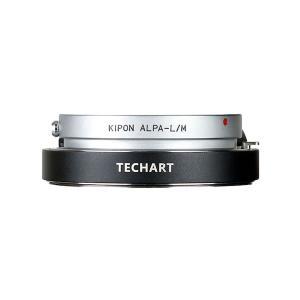 TECHART LM-EA7 + KIPON ALPA-M アルパレンズ用マウントアダプターセット stkb