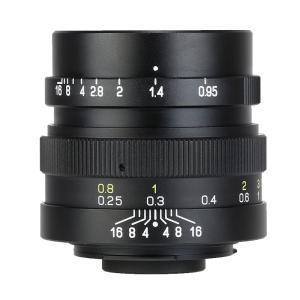 中一光学|ZHONG YI OPTICS SPEEDMASTER 25mm F0.95 - マイクロフォーサーズマウント 単焦点レンズ