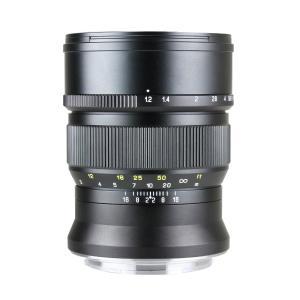 中一光学|SPEEDMASTER 85mm F1.2 - 富士フイルムGマウント 単焦点レンズ|stkb