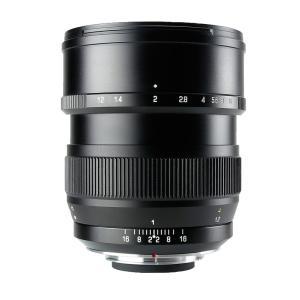 中一光学|ZHONG YI OPTICS SPEEDMASTER 85mm F1.2 - ニコンFマウント 単焦点レンズ|stkb