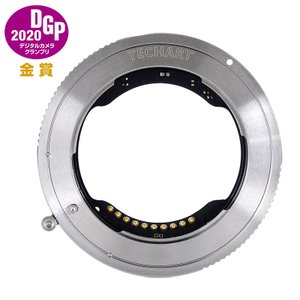 TECHART TZE-01(ソニーEマウントレンズ → ニコンZマウント変換)電子マウントアダプター|stkb