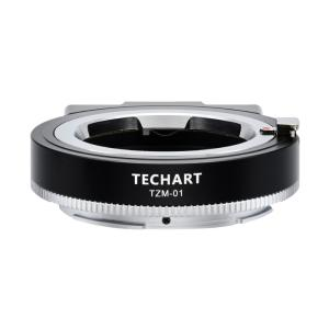 TECHART TZM-01(ライカMマウントレンズ → ニコンZマウント)電子アダプター|stkb