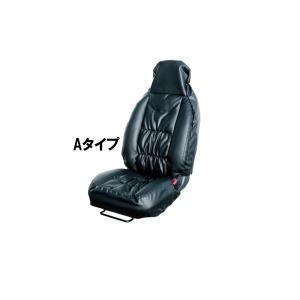 JET モコモコレザーシートカバー「運転席用」Aタイプ|stn-art-g-1