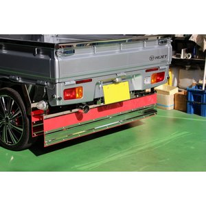ダイハツハイゼット 500系 軽トラ  長タレセット  LEDマーカー付 (H26.9〜現行)|stn-art-g-1