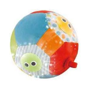 ユーキッド 赤ちゃん用おもちゃ 触れるとぴかぴか ミュージックボール ファンボール 12760124|stocksquare-plus