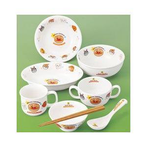 金正陶器 子供用食器 それいけアンパンマン キッズ食器 8点セット 074753|stocksquare-plus