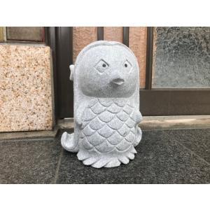 アマビエ石像|stone-fujii|02
