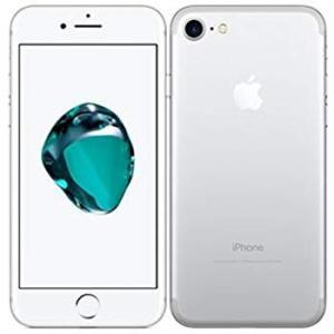 Apple アップル アイフォン au iPhone7 32GB シルバー MNCF2J/A A1779 白ロム stone-gold