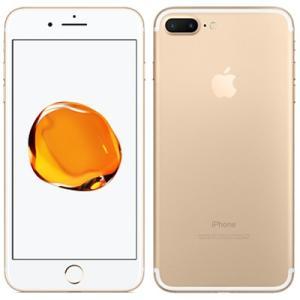 Apple アップル アイフォン au iPhone7 Plus 32GB ゴールド MNRC2J/...