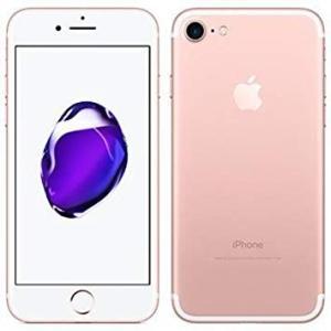 Apple アップル アイフォン au iPhone7 128GB ローズゴールド MNCN2J/A A1779 白ロム stone-gold