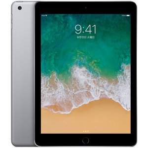 Apple アップル au アイパッド iPad Wi-Fi + Cellular 128GB MP...
