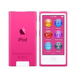 Apple アップル アイポッド ナノ iPod nano 16GB ピンク MD475J/A 第7世代 A1446 stone-gold