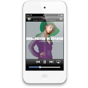 Apple アップル アイポッドタッチ iPod touch 16GB ホワイト ME179J/A ...