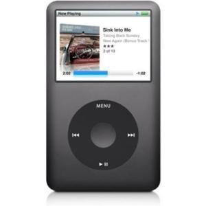 Apple アップル アイポッド クラシック iPod classic 160GB ブラック MC297J/A A1238 stone-gold
