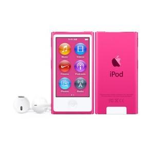 Apple アップル アイポッド ナノ iPod nano 16GB ピンク MKMV2J/A 2015年モデル 第7世代 A1446 stone-gold