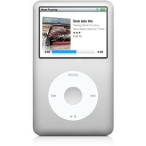 Apple アップル アイポッド クラシック iPod classic 160GB シルバー MC2...
