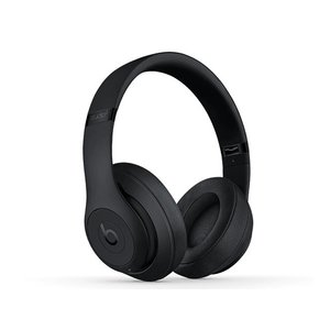 Beats by Dr. Dre Beats Studio3 Wireless ビーツ エレクトロニクス ワイヤレス イヤホン ヘッドホン MQ562PA/A マットブラック|stone-gold