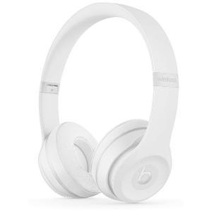 Beats by Dr. Dre Beats solo3 Wireless ビーツ エレクトロニクス ワイヤレス イヤホン ヘッドホン MR3T2PA/A マットシルバー|stone-gold