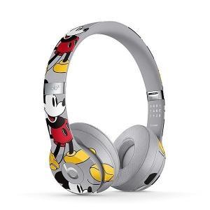 Beats by Dr. Dre Beats solo3 Wireless ビーツ エレクトロニクス ワイヤレス イヤホン ヘッドホン MU8X2PA/A ミッキーマウス 生誕90周年 アニバーサリー|stone-gold