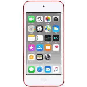 Apple アップル アイポッドタッチ iPod touch 32GB レッド 2019年モデル MVHX2J/A 第7世代 A2178 stone-gold
