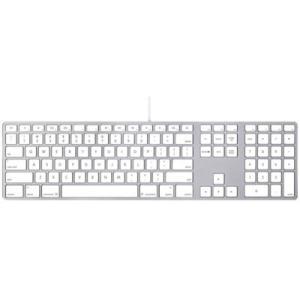 Apple Mac アップル マック キーボード Keyboard 有線 テンキー付き 純正 US配列 MB110LL/B stone-gold