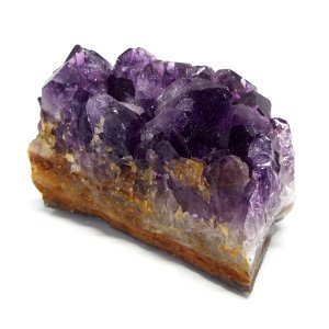 濃紫 天然石 ウルグアイ産 アメジストクラスター 原石 置物 インテリア パワーストーン 天然石|stone-kitchen