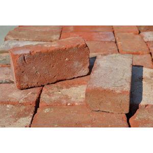 アンティークレンガ レッド|stone-u-bu