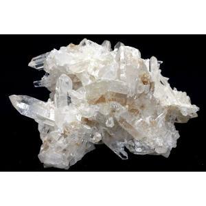 高級一点物 原石 アーカンソー産 水晶クラスター(3A) No.2 天然石 パワーストーン※DM便・ネコポス不可※|stonecenter