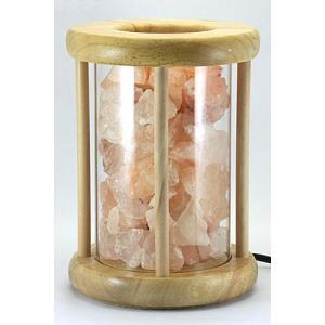 岩塩ランプ インテリア ムーディーランプ 岩塩 天然石 パワーストーン※DM便・ネコポス不可※|stonecenter