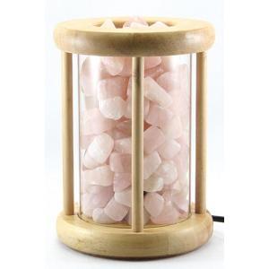 ランプ インテリア ムーディーランプ ピンク 天然石 パワーストーン※DM便・ネコポス不可※|stonecenter