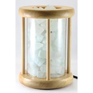 ランプ インテリア ムーディーランプ パープル 天然石 パワーストーン※DM便・ネコポス不可※|stonecenter