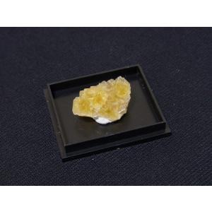 スペイン産 イエローフローライト Yellow Fluorite|stonesclub