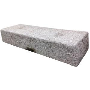 白御影石製 ビシャン3面仕上げ  寸法 約W120cm D39cm H21cm 推定重量 255kg...