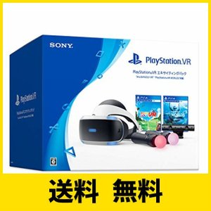 "PlayStation VR エキサイティングパック ""みんなのGOLF VR・""PlayStati..."