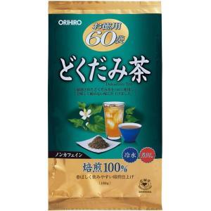 オリヒロ 徳用どくだみ茶 60包|stonline
