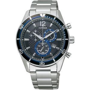 [シチズン]CITIZEN 腕時計 Citizen Collection シチズン コレクション Eco-Drive エコ・ドライブ クロノグラフ VO10-6741F メンズ|stonline
