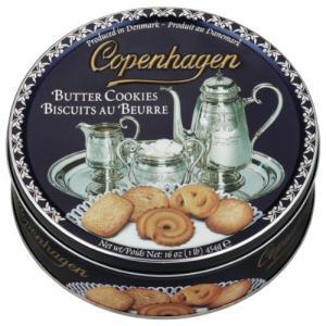 コペンハーゲン バタークッキー 454g|stonline