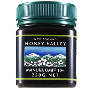 アクティブマヌカハニー UMF10+ 250g ハニーバレー(100% Pure New Zealand Honey)マヌカ蜂蜜|stonline