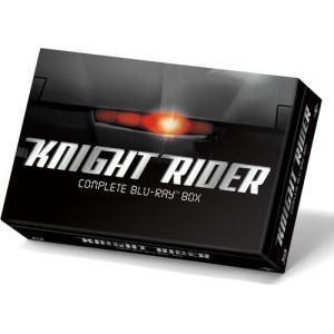 ナイトライダー コンプリート ブルーレイBOX [Blu-ray] stonline