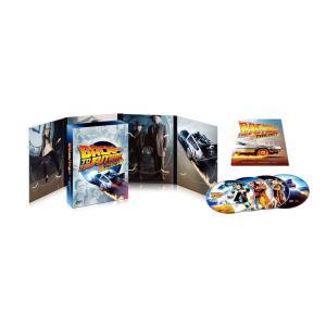 バック・トゥ・ザ・フューチャー トリロジー 30thアニバーサリー・デラックス・エディション DVD-BOX stonline