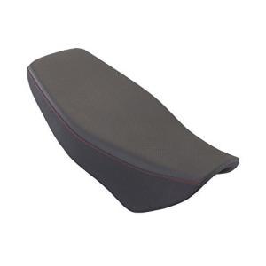 キタコ(KITACO) アイディアルシート ブラック/レッド GROM(グロム) 610-1432000|stonline