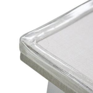 CUNINA(ツニナ) コーナーガード ベビーガード テーブルや戸棚などの家具のエッジを保護して 赤ちゃんとご年配の方のケガ防止 両面テープ付き 2メートル 環境友|stonline