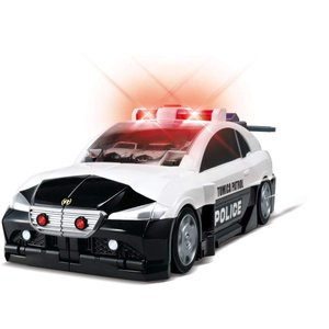 トミカ ビッグに変形! デカパトロールカー|stonline