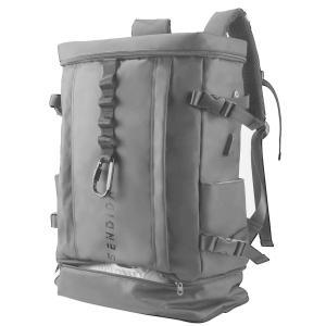 Sendida メンズ リュックサック 大容量 防水 リュック - A4 PC バックパック ナイロン 靴 野球 バット 収納 リュック 人気 リュックサック スクエアバック スポ|stonline