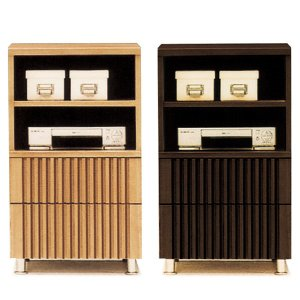 キャビネット リビングチェスト 完成品 和風モダン 幅50cm 木製 日本製 store-anju