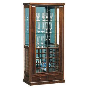 コレクションケース コレクションボード 幅75cm 完成品 木製 日本製 開梱設置付|store-anju