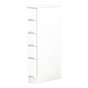 食器棚 ダイニングボード 隙間 幅15cm 鏡面|store-anju