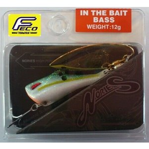 NORIES/ ノリーズ IN THE BAIT BASS12g インザベイトバス12g